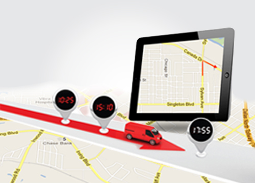 Shamel Trans (Transportation Monitoring  & Fleet management System)